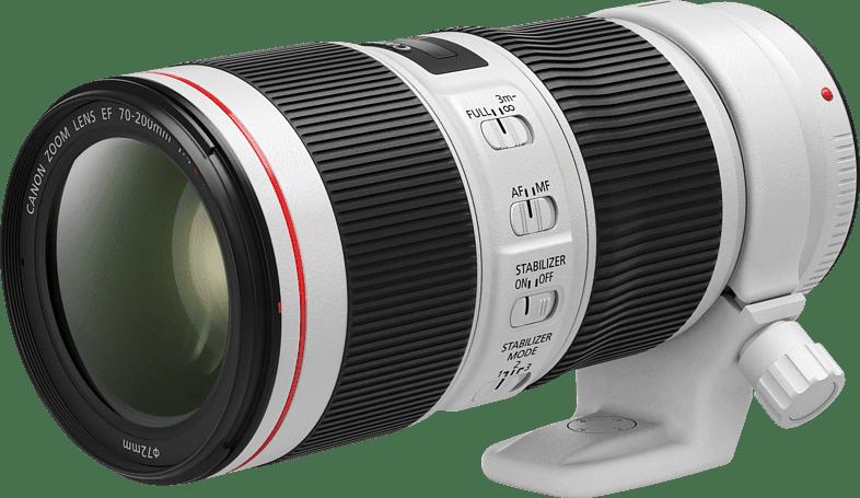 CANON EF 70-200 mm f / 4L IS II Lens