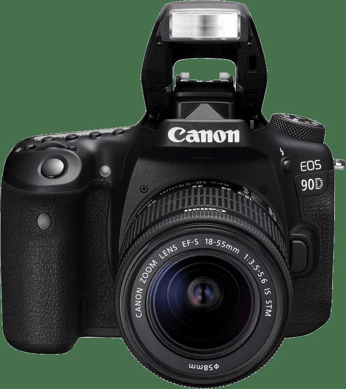Canon E90D System Camera + Lens Kit (EF-S 18-55mm)