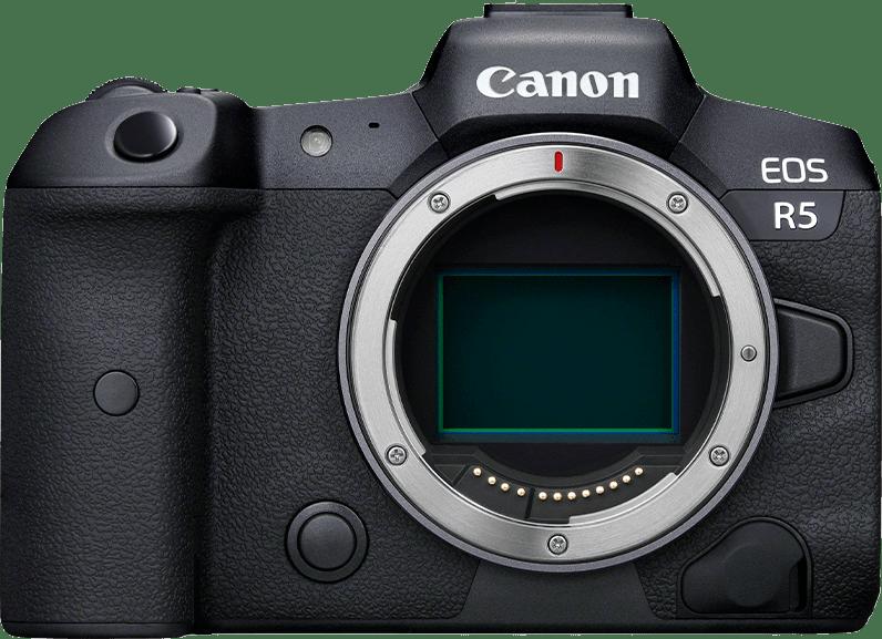 Canon EOS R5 (Body) System Camera