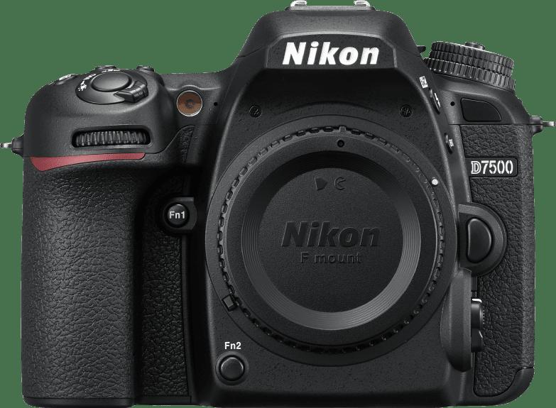 Nikon D7500 (Body) System Camera