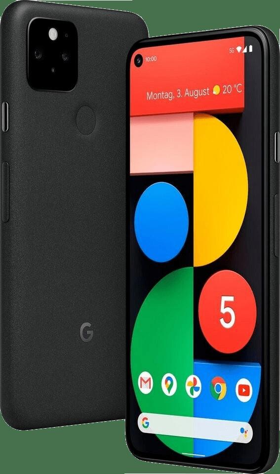 Google Smartphone Pixel 5 - 128GB - Dual Sim
