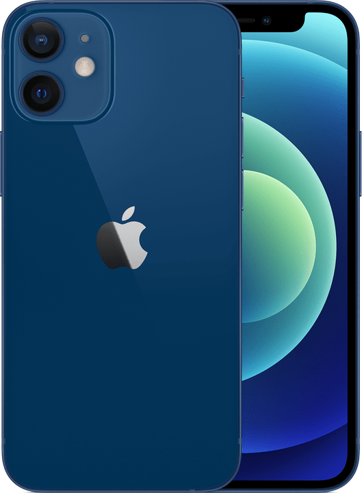 Apple iPhone 12 mini - 256GB - Dual SIM