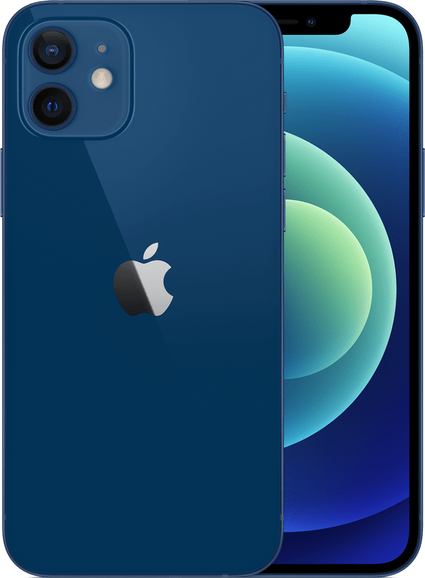 Apple iPhone 12 - 64GB - Dual SIM