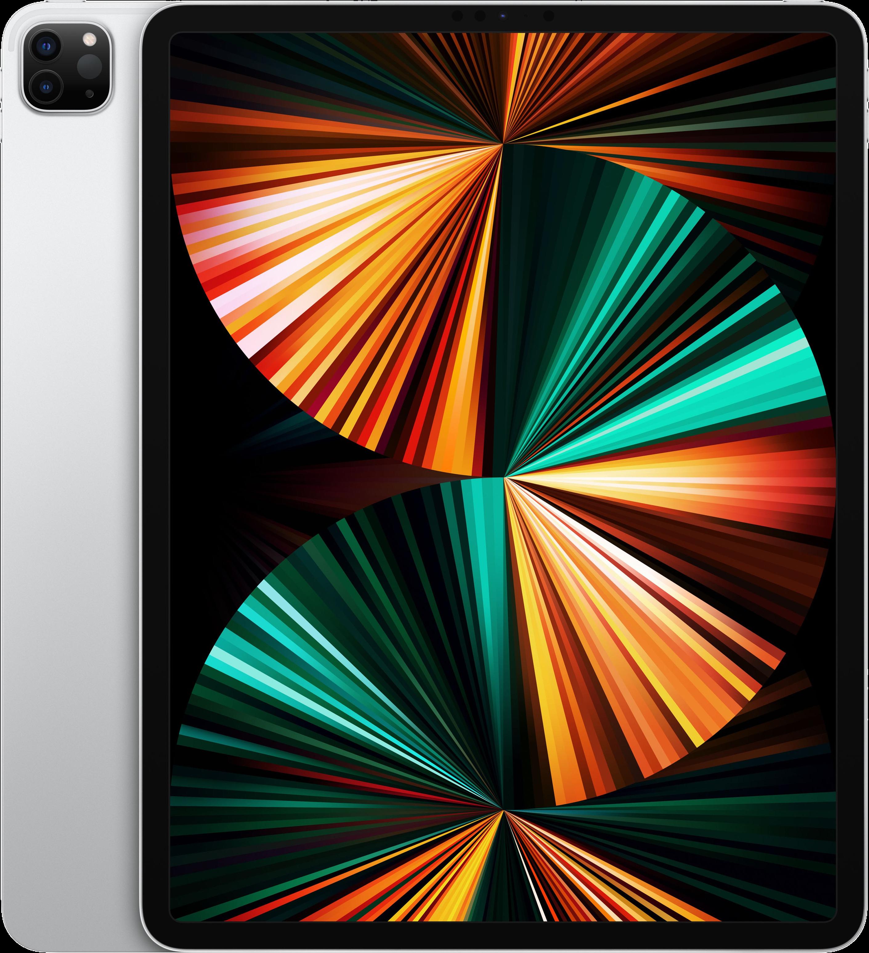 "Apple 12.9"" iPad Pro (2021) - Wi-Fi + Cellular - iOS 14 - 128GB"