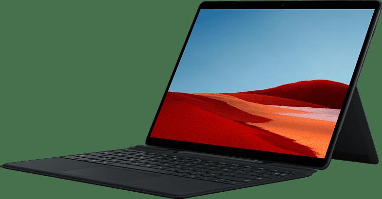 Microsoft Tablet Surface Pro X Convertible - LTE - Windows® 10 Home (64 Bit) - 256GB