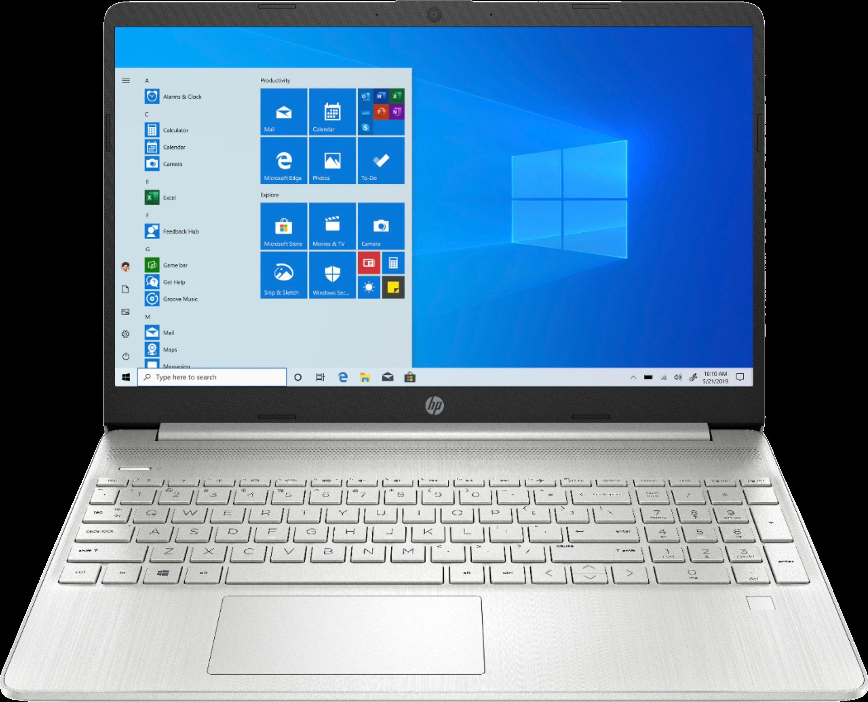 HP Laptop - Intel Core i5 - 8GB - 256GB SSD