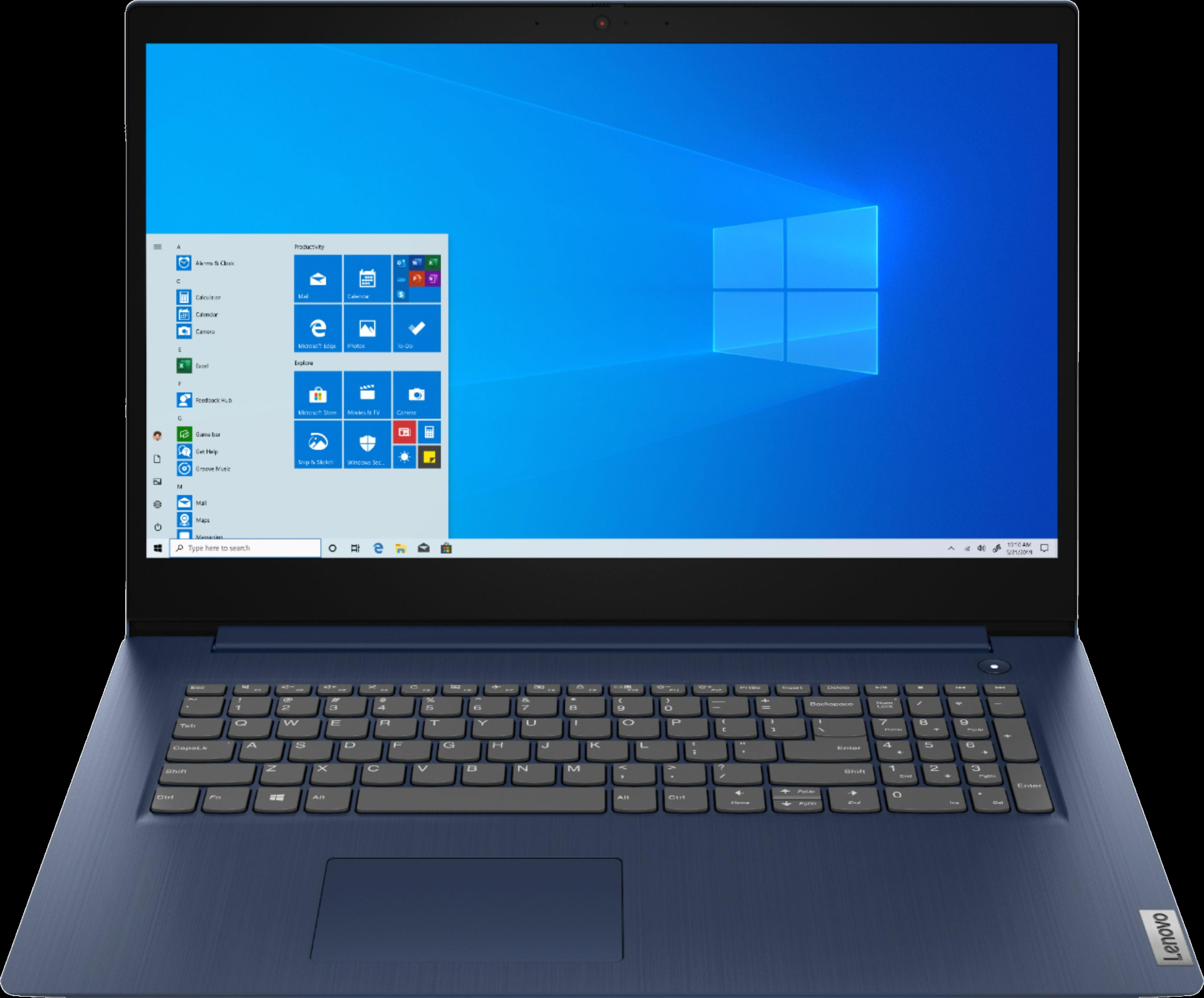 Lenovo Ideapad 3 17 Laptop - Intel Core i5 - 8GB Memory - 1TB HDD