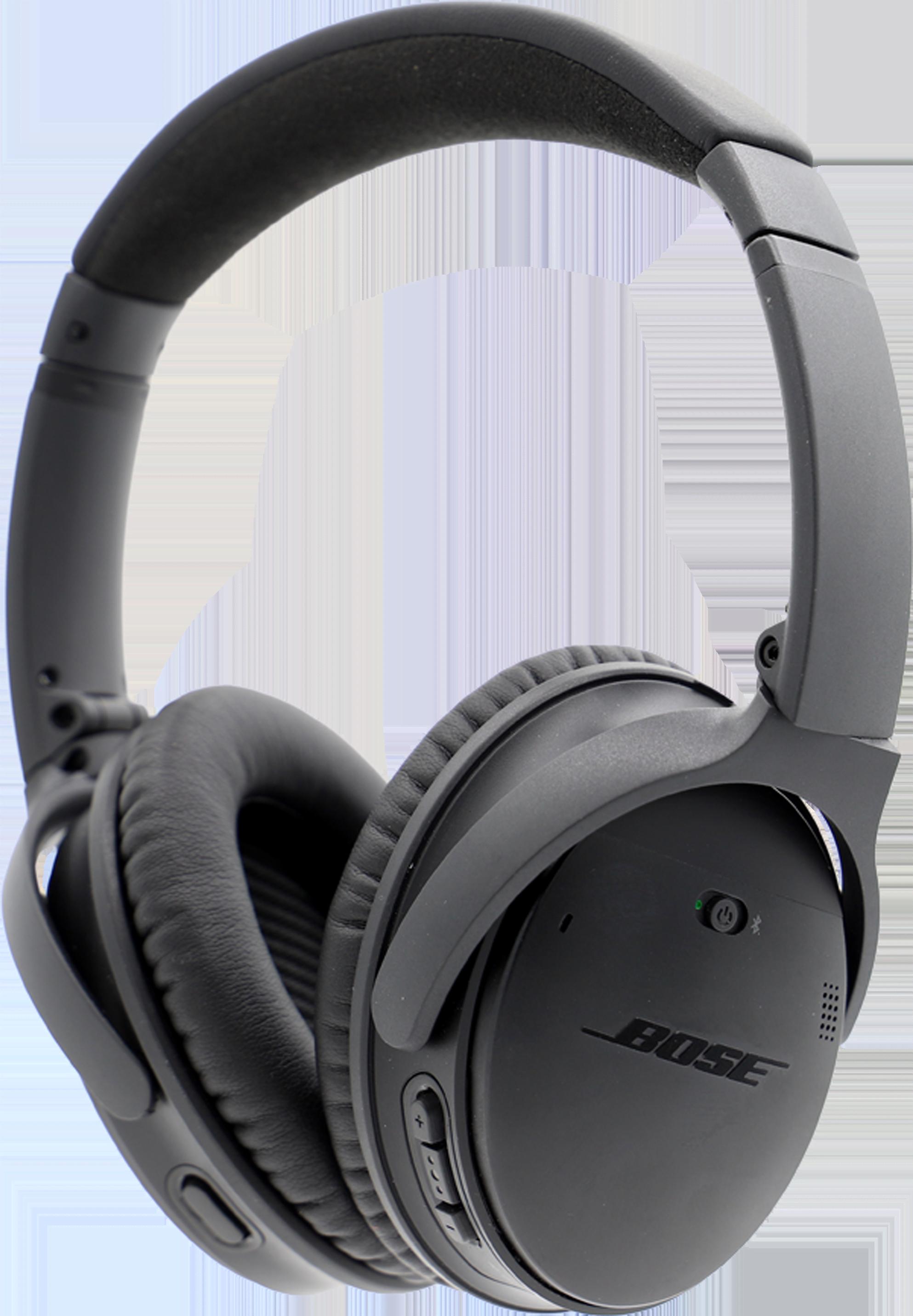 Bose Quietcomfort 35 II Noise-cancelling Over-ear Bluetooth Headphones