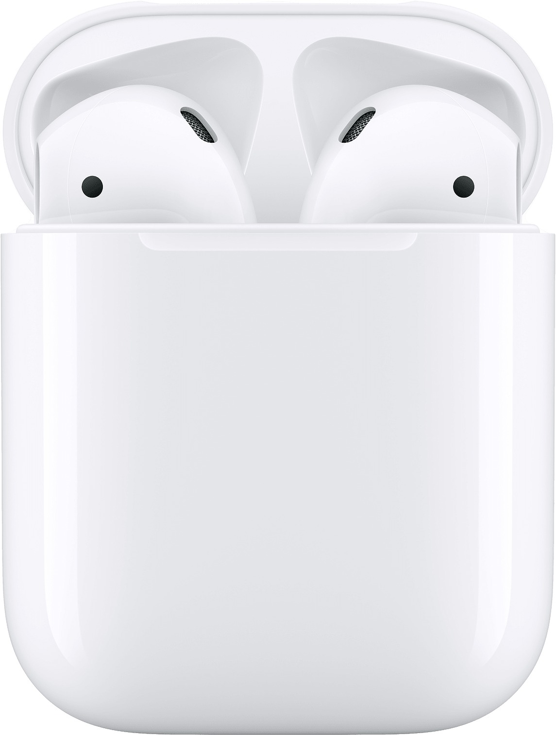 Apple AirPods with Standard Charging Case (2019 Gen 2)