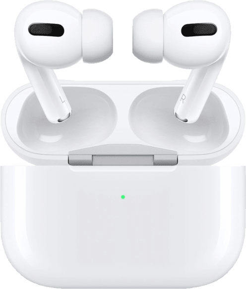 Apple AirPods Pro with Case Noise-cancelling In-ear Bluetooth Headphones