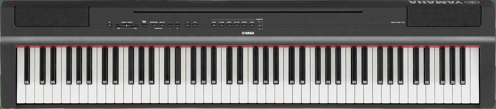 Yamaha Digital-Piano P-125