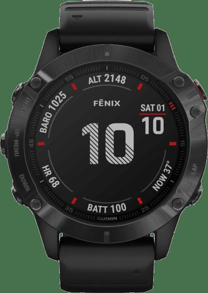 Garmin Fenix 6 Pro GPS Sports watch, 47mm