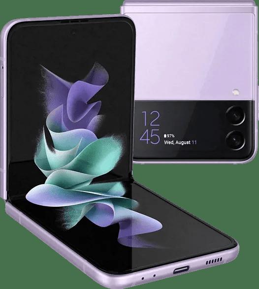 Samsung Smartphone Galaxy Flip 3 - 128GB - Single Sim