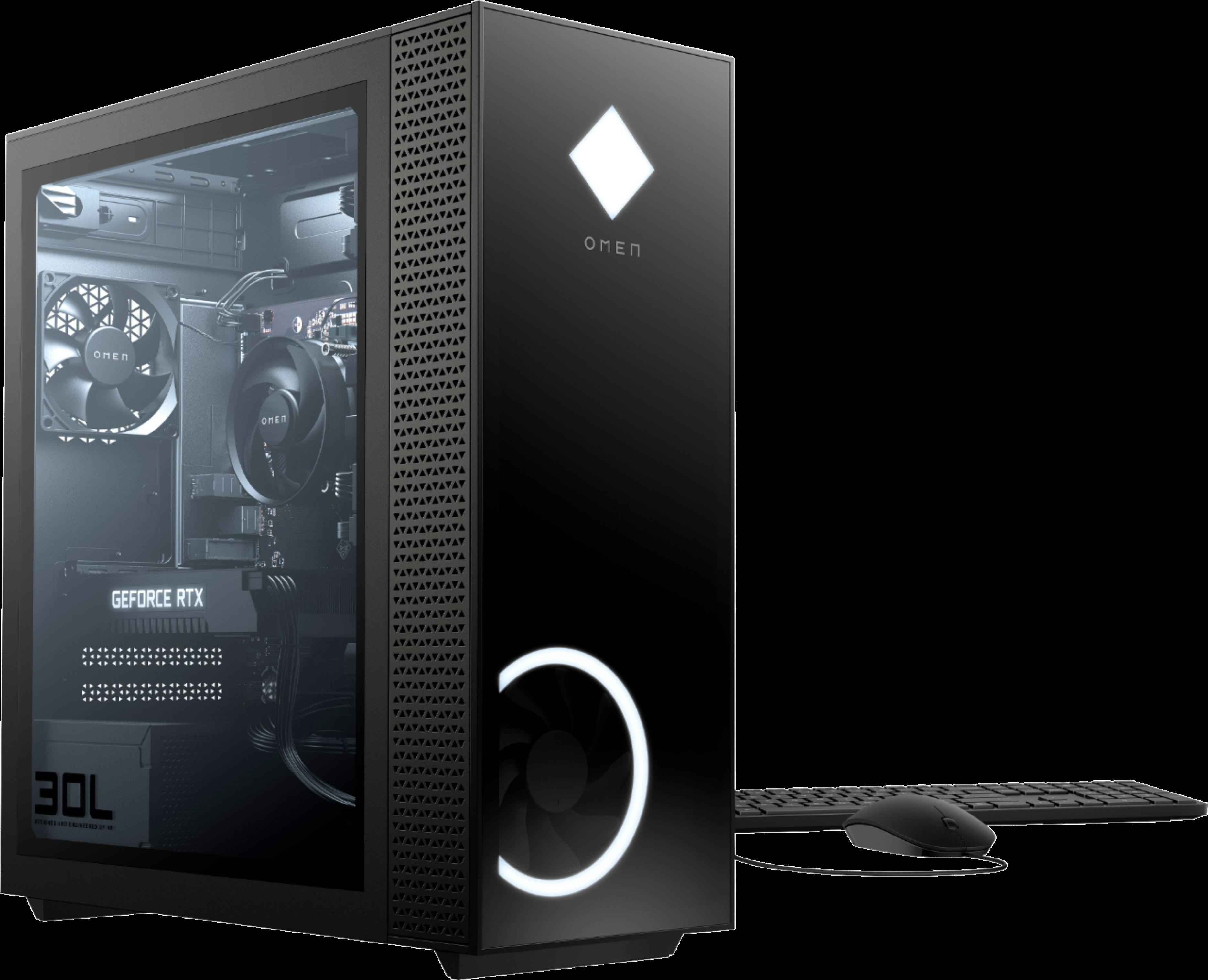 Omen HP OMEN - Gaming Desktop - AMD Ryzen™ 5 5600G - 16GB - 1TB SSD - NVIDIA® GeForce® RTX 3060