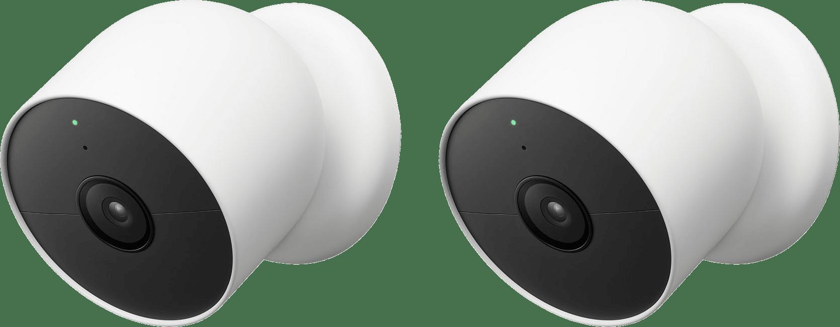 Google - Nest Camera Battery - 2 Pack