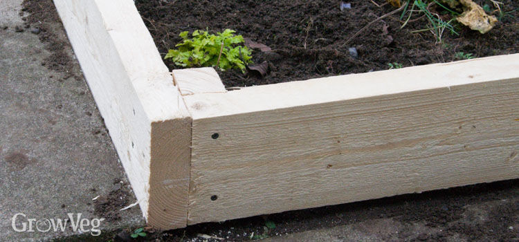 Treating Wood For Vegetable Gardens