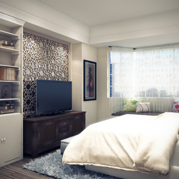 apartment interior designers. Contemporary Bedroom Apartment Interior Designers A