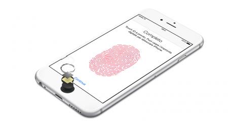 nexus 6 senza lettore impronte digitali per colpa di apple