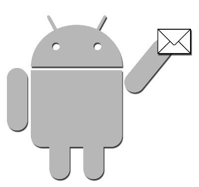 Come configurare email su android