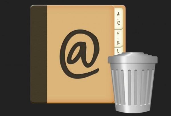 Come eliminare contatti su iPhone