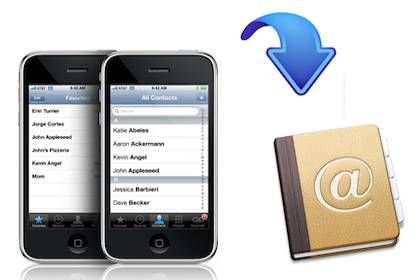 Come trasferire contatti da sim a iPhone