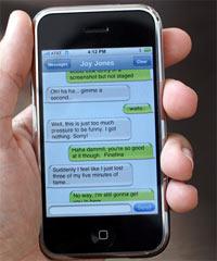 Cambiare e visualizzare il Centro Messaggi SMS del vostro iPhone