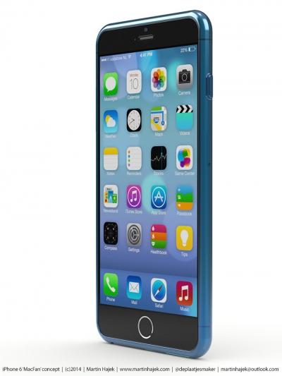 iphone 6 display da 4.7 pollici a settembre 2014
