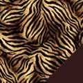 Tiger Fleece Fabric