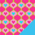 Heart Strings Fleece Fabric