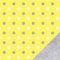 Mod Dots Fleece Fabric