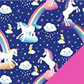 Unicorns Fabric