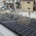 神奈川県 N様邸 太陽光設置 切妻 「シンプル・レイ」工法