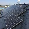 千葉県 S様邸 太陽光設置 寄棟3面 「シンプル・レイ」工法