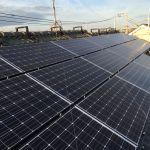 茨城県 S様邸 太陽光設置 切妻 シンプルレイ工法