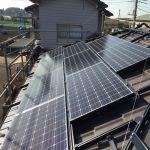 千葉県 A邸様 太陽光設置 寄棟 シンプル・レイ工法