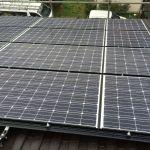 千葉県 A様邸 2面太陽光設置 切妻 シンプル・レイ工法