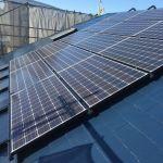 千葉県 M様邸 太陽光設置 切妻 シンプル・レイ工法