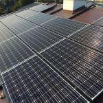 福島県 S様邸 太陽光設置 寄棟 「シンプル・レイ」工法