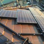 千葉県 M様邸 太陽光設置 寄棟2面 「シンプル・レイ」工法