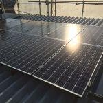 埼玉県 S様邸 太陽光設置 陸屋根 「シンプル・レイ」工法