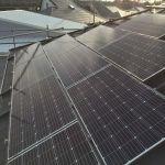 千葉県 M様邸 太陽光設置 寄棟 「シンプル・レイ」工法