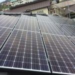 東京都 N様邸 太陽光設置 寄棟2面 「シンプル・レイ」工法