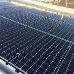 神奈川県 K様邸 太陽光設置 片流れ 「シンプル・レイ」工法