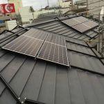 千葉県 A様邸 太陽光設置工事 寄棟3面 シンプルレイ工法