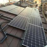 千葉県 F様邸 太陽光設置 寄棟 シンプルレイ工法