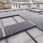 岐阜県 K様邸 太陽光設置 陸屋根 シンプル・レイ工法