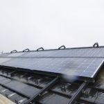 千葉県 T様邸 太陽光設置 寄棟 「シンプル・レイ工法」