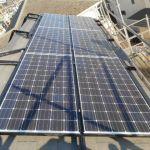 神奈川県 T様邸 太陽光設置 寄棟2面 「シンプル・レイ」工法