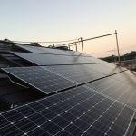 千葉県 M様邸 太陽光設置3面 寄棟 シンプルレイ工法
