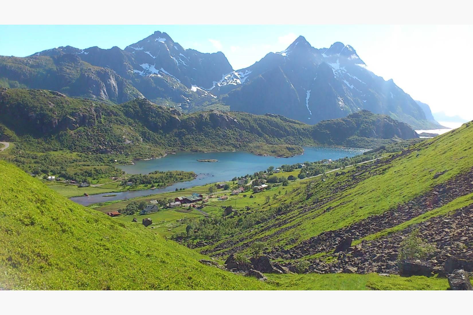 Lofoten Gårdsysteri på Saupstad, Vestvågøy